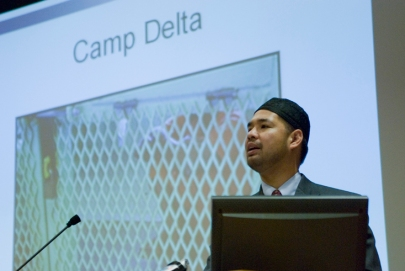 US Army Muslim Chaplain James Yee